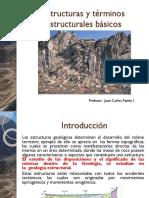 UNIDAD II Geologia Estructural