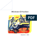 Caderno de Músicas Cifradas
