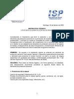 INSTRUCTIVO TECNICO LISTADO BASICO DE EPP ISPCh.pdf