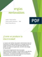 Energías Renovables Felipe Dueñas