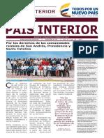 Semanario / País Interior 17-07-2017