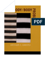 Arthur C Danto the Body Body Problem