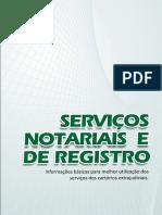 Cartilha de Servicos Notriais Registro Impressao