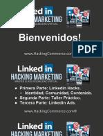 Linkedin Hacking Marketing