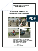 Manual de Policiamento Ostensivo