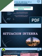 Entorno e Interno Economico Peruano