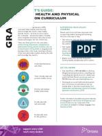 grade 7 health parent information