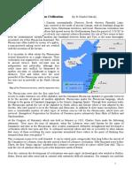 Phoenicia and the Phoenician Civilization