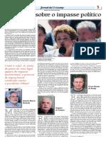 Jornal da Unicamp - Impeachment Dilma Roussef