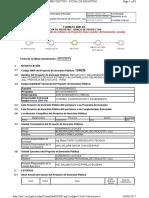 Formato SNIP 03 PIP Saneamiento Juli 2012