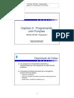 Funcoes em C linguagem programação