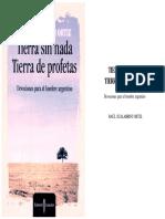 Scalabrini-Ortiz, Raúl - Tierra sin nada. Tierra de profetas.pdf