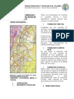 Aspectos Estratigráficos y Estructurales Del Macizo de Floresta