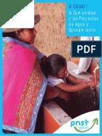 La Comunidad y los proyecto de agua y saneamiento.pdf