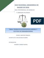 Teoría de La Satifacción Laboral Gestion Publica