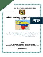 (Guía Geopolitica de Venezuela