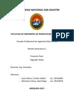 Informe Final de Diseño 1