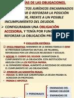 GARANTIAS DE LAS OBLIGACIONES (ROMANO II)