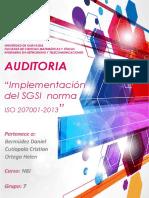 Implementación Del Sgsi (1)