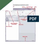 Elementos Principales de Microsoft Access