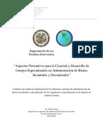 Aspectos Normativos Para La Creacion y Desarrollo de Oficinas de Adm de Bienes 2012