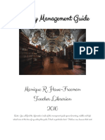 library management guide