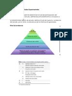 Clases de Metodología de la investigación