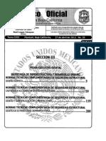 Baja California Reglamento Construccion Estatal 2012 Espectro Diseno