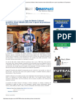 Mais Pajeú _ a Edição Das Festas Juninas Do Balaio Cultural Acontece Neste Sábado (03) Com o Apoio Da Prefeitura de Tuparetama