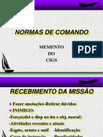 Patr - Atividade de Comando do Comandante .ppt