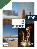 Presentacion ACS-Grupo Cobra- MONCOBRA S.a. 2010x