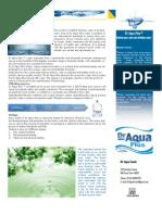 Dra Qua Flyer
