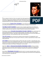 JFK Assassination Web Sites.pdf