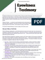 Kennedy Assassination Eyewitness Testimony.pdf
