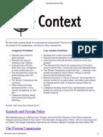 The JFK Assassination Context.pdf