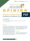 DOLS, G. J. S. - Ni Bueno, Ni Bonito, Ni Barato_El Problema de La Simplificación de La Naturaleza