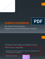 Farmacodermias PDF