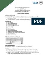 Program Predmeta - Metodologija Istraživačkog Rada