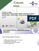 1sesinaprendeacuidarteactividadfsicaejerciciofsicodeporte-130321034807-phpapp01