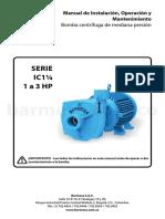 Manual Ic1.25 Co