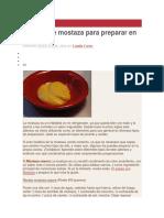 10 tipos de mostaza para preparar en casa.docx