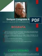 Enrique Congrains Martín