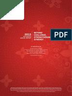 Intergrated Annual Report 2015