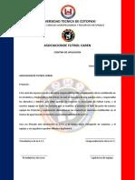 Contrato de Afiliacion