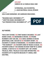 basico 1 Alp December