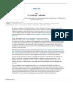 El Núcleo Irradiador _ España _ EL PAÍS