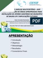 Apresentacao Final Disciplina Padroeusoecoberturadaterra Inpe 2012
