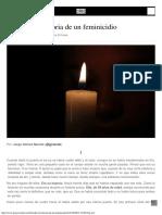 Betsabé_ La Historia de Un Feminicidio