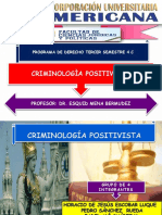Exposicin Sobre Criminologa Positivista