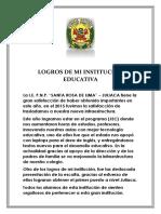 LOGROS DE MI INSTITUCION EDUCATIVA.docx